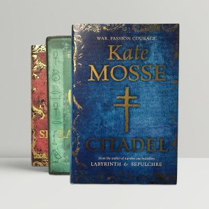 kate mosse languedoc trilogy first editions1