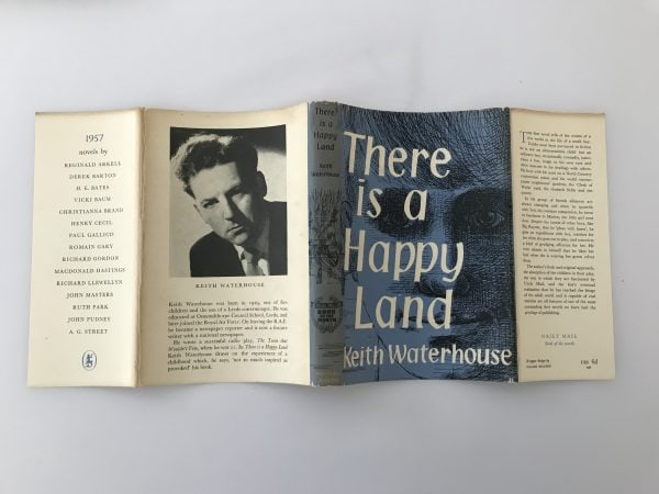 keith waterhouse there is a happy land first edition4
