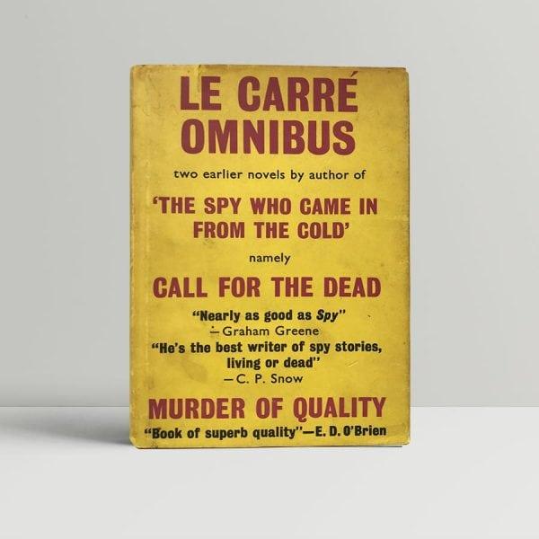 le carre john le carre omnibus first edition1