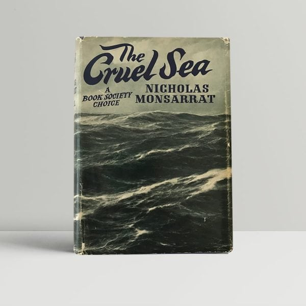 nicholas monsarrat the cruel sea oz first edition1