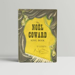 noel coward the noel coward song book first edition1