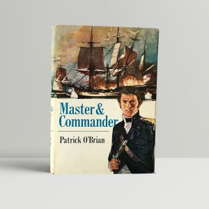 patrick obrian master and commander first edition1