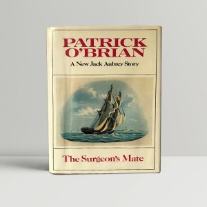 patrick obrian the surgeons mate first edition1