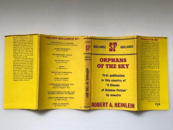 robert heinlein orphans of the sky first edition4