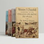 ws churchill a history of there english speaking peoples first edition1