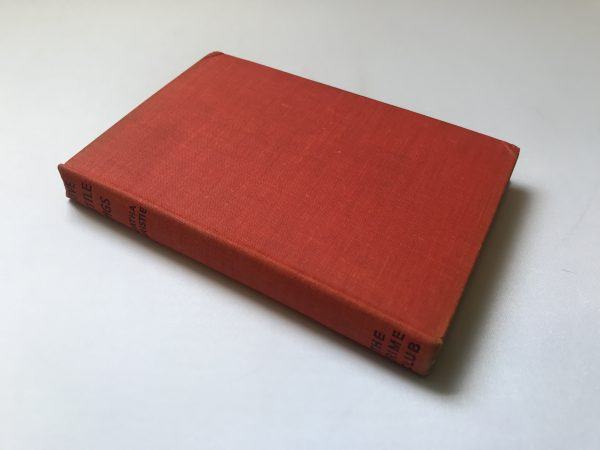 agatha christie five little pigs first edition2