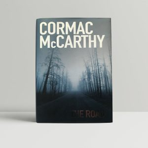 cormac mccarthy the road first edition1