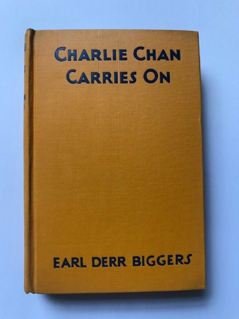 earl derr biggers charlie chan carries on first edition2