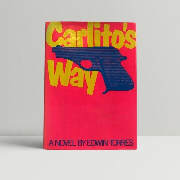 edwin torres carlitos way first edition1