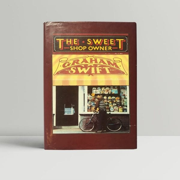 graham swift the sweet shop owner first edition1
