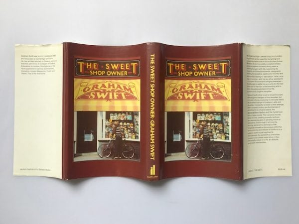 graham swift the sweet shop owner first edition3