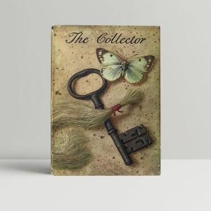 john fowles the collector first edition 1