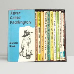 michael bond paddington set boxed1