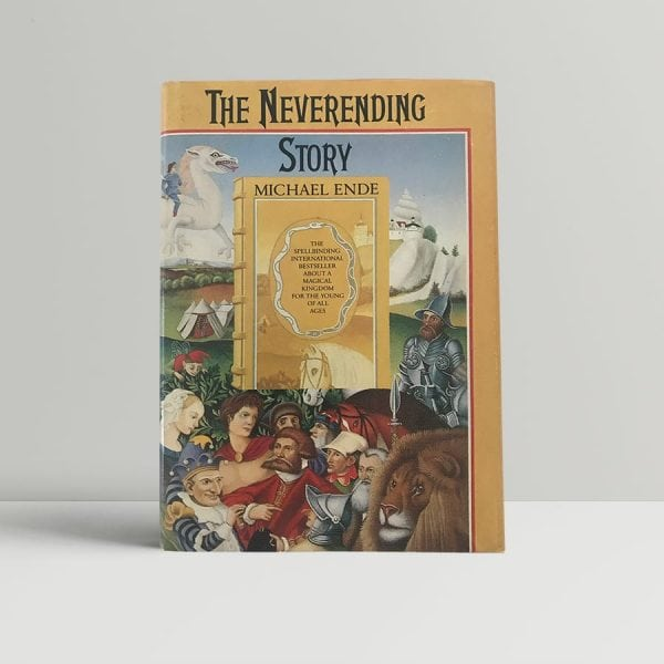 michael ende the neverending story first edition1 1