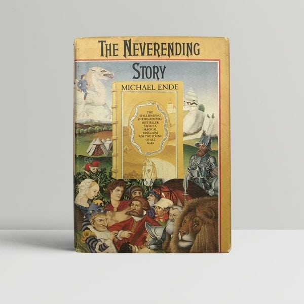 michael ende the neverending story first edition1 2