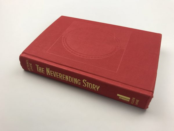 michael ende the neverending story first edition3 2