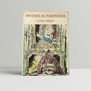 nancy mitford madame de pompadour first uk edition1