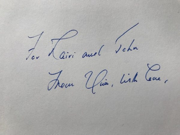 nina bawden keeping henry signed first edition3
