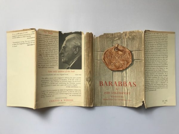 per lagerkvist barabas first edition3