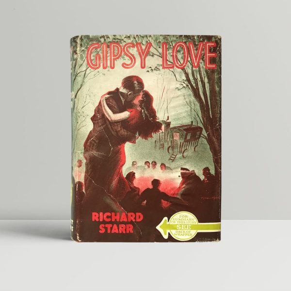 richard starr gipsy love first edition1