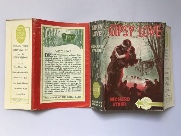 richard starr gipsy love first edition4