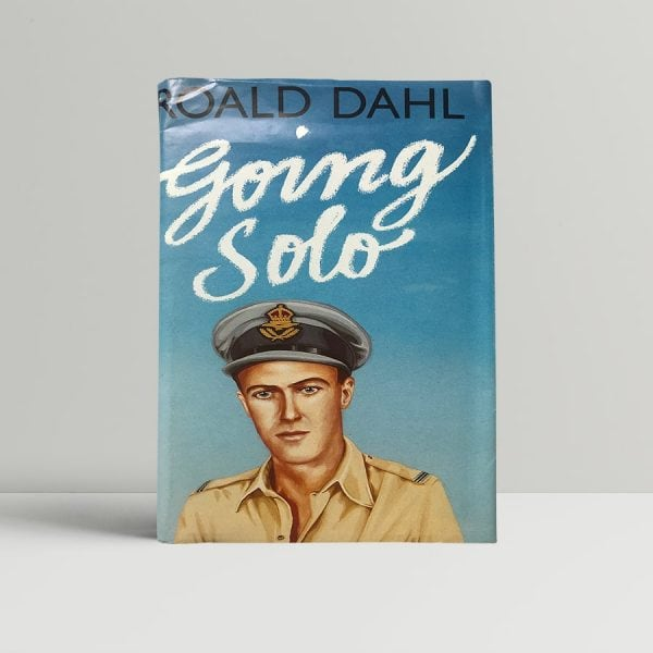 roald dahl going solo uncorrected proof1
