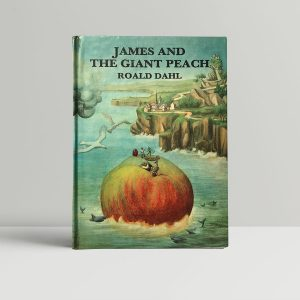 roald dahl james and the giant peach first edition1