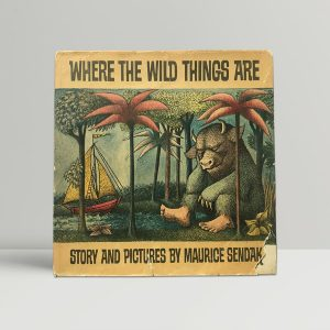 sendak maurice where the wild things are first edition1 1