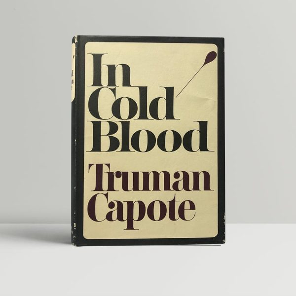 truman capote in cold blood first uk edition1