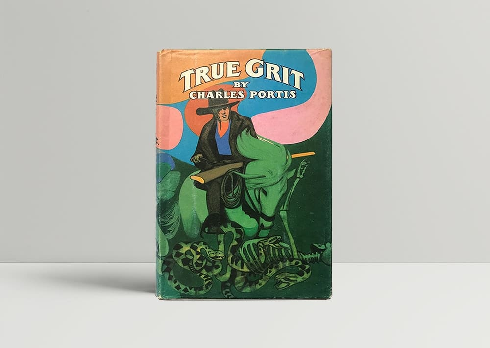 Charles Portis True Grit First Edition