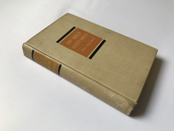 John Steinbeck Of Mice and Men First US Edition3