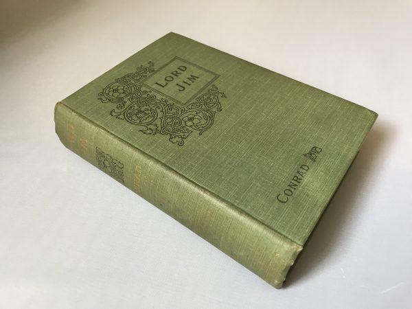 Joseph Conrad lord jim first edition4
