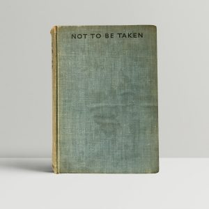 anthony berkeley not to be taken first edition1