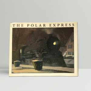 cva the polar express first edition1