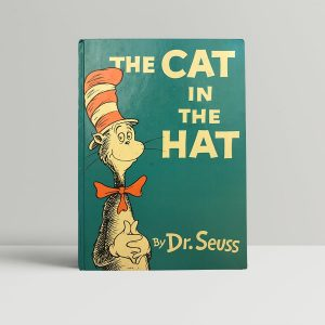 dr seuss the cat in the hat first edition1 2
