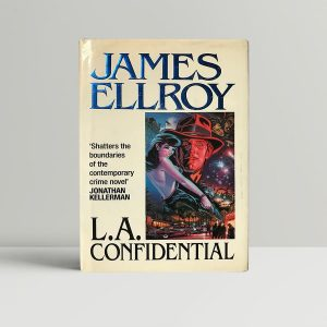 ellroy james la confidential signed first edition1