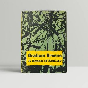 graham greene a sense of reality first edition1