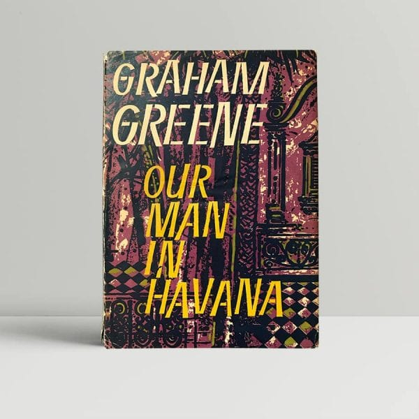 graham greene our man in havana first edition1