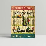 graham greene the spys bedside book first edition1