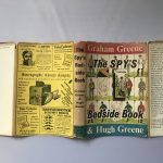 graham greene the spys bedside book first edition5