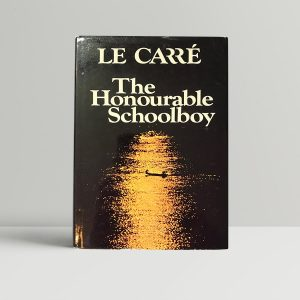 john le carre the honourable schoolboy first edition1