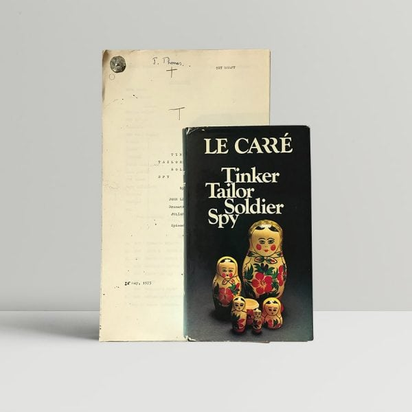 john le carre tinker taylor soldier spy with screenplay1