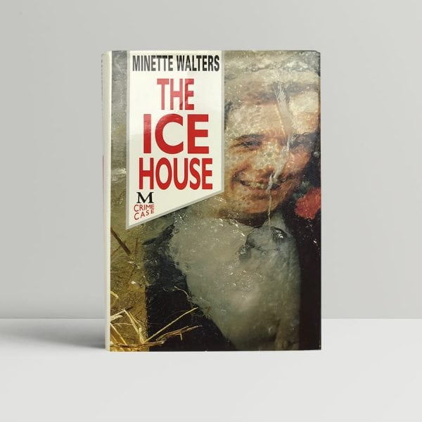 minette walters the ice house first edition1