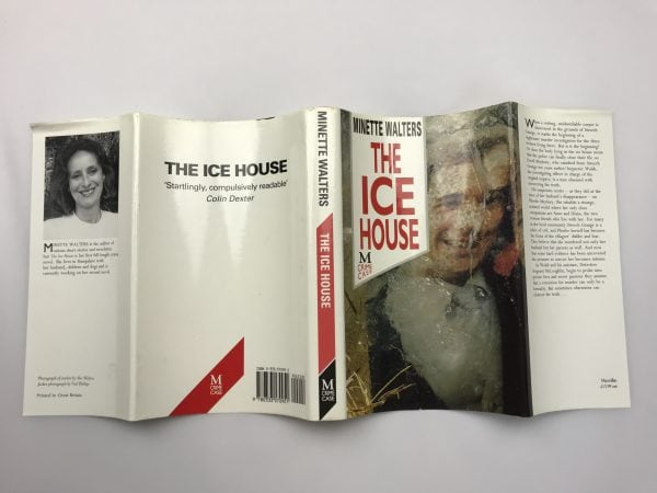 minette walters the ice house first edition4
