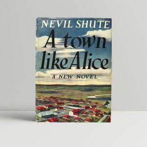 nevil shute a town like alice signed editon1