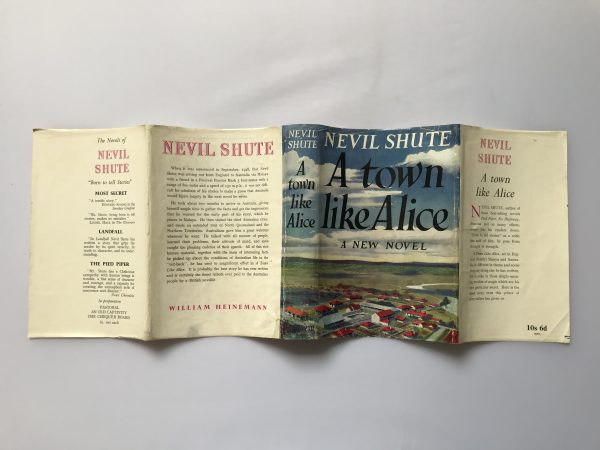 nevil shute a town like alice signed editon5