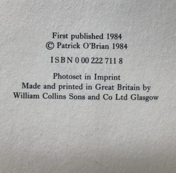 patrick obrian the far side of the world first edition2