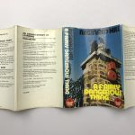 reginald hill a fairly dangerous thing signed first edition5