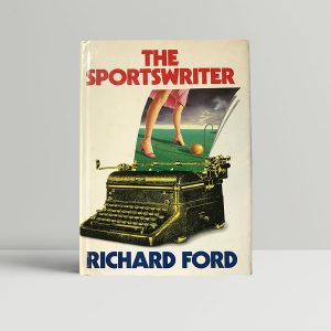 richard ford the sportswriter first edition1