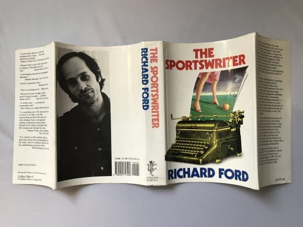 richard ford the sportswriter first edition4